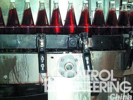 工程塑料轴承用于物料处理如图