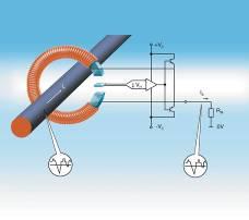 闭环电流传感器电路图