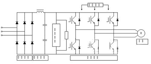 变频器加制动单元