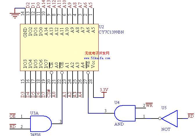 液晶驱动电路设计