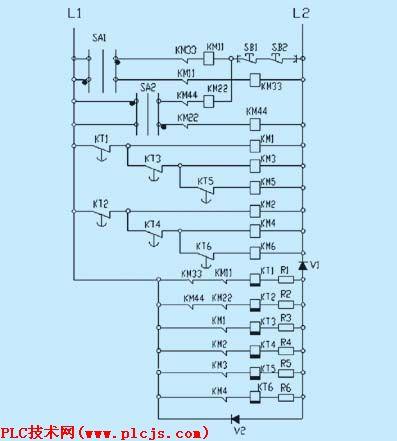 图2     原控制电路