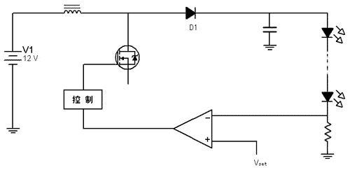资讯 人机界面 > 正文   图1 el 7516升压应用电路 图5 改善线路二