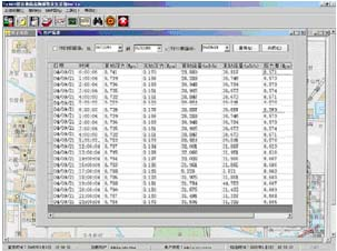 管道泄漏监测报警定位系统工作图