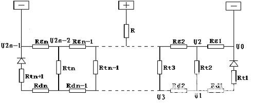 地铁牵引供电系统离散化模型