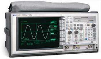数字存储示波器 HP54520A
