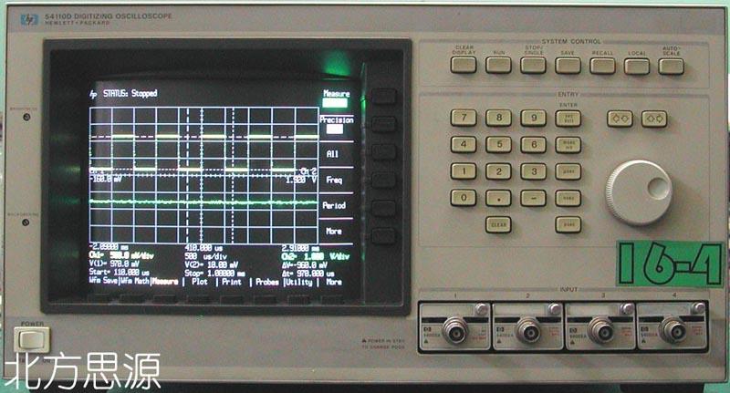 数字存储示波器 HP 54110D