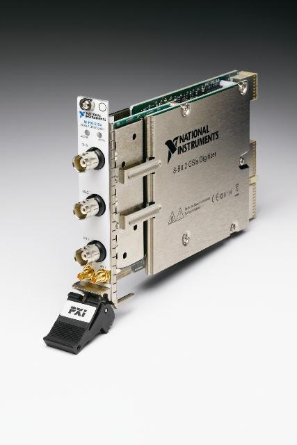 NI 1 GHz带宽的PXI量化仪