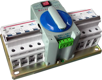 zq40e系列自动电源转换开关