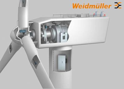 魏德米勒创新的BLADEcontrol® 叶片状态监测系统