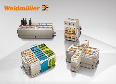 魏德米勒Klippon® Connect 可靠高效的分线端子系列——电源分配端子AWPD和控制电压分配端子AAP