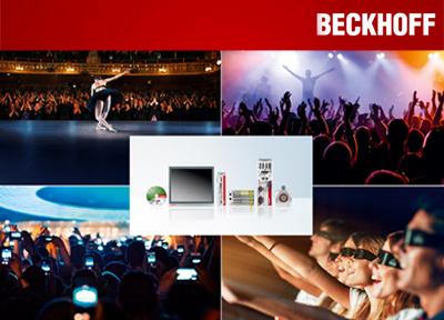 激发您的创造力 - 倍福基于PC的控制技术应用于舞台娱乐行业