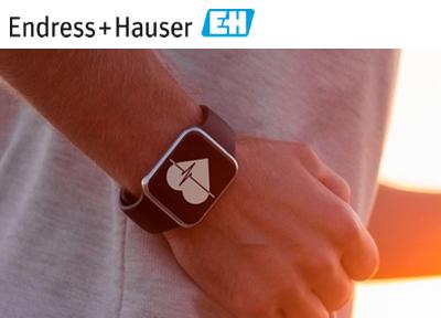 "Endress+Hauser (E+H)""心跳技术""开启智能化工厂建设新篇章"