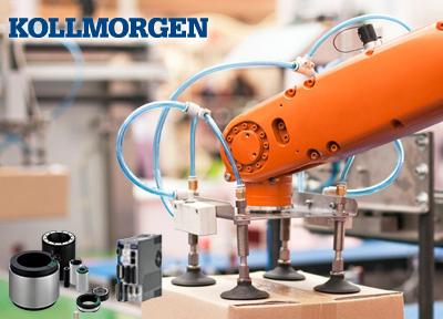 机器人解决方案的行业标杆——科尔摩根